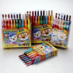 3500 뽀로로 미니색연필(12색)