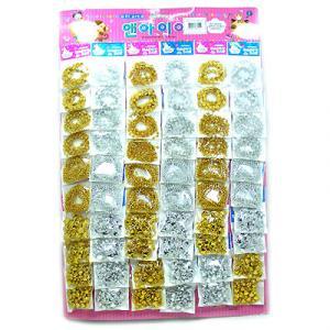 500비드체인(금.은)*60봉