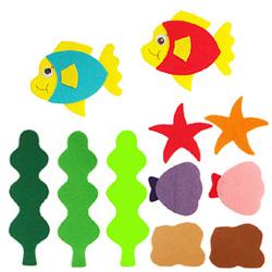 환경꾸미기소품-물고기(소)