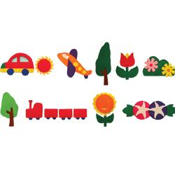 모형세트(꽃류/사물류)