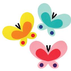 펠트소품-나비