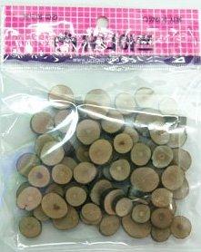 천연나무조각 03 원 1~1.5cm