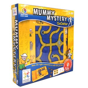 이집트 탐험 (Mummy Mystery)