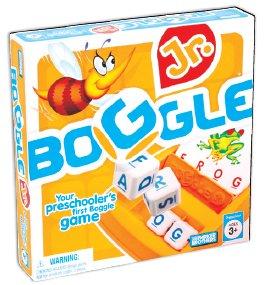 보글 주니어 (Boggle Junior)