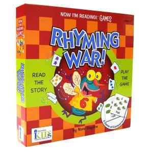 라이밍 워 (RYHMING WAR!)
