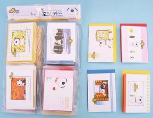 500 멍크포토축하카드