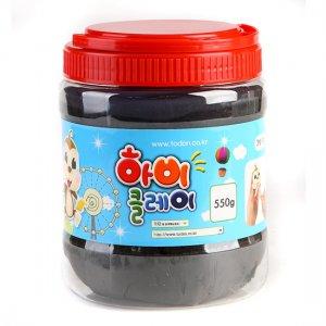 550g 하비클레이 점토/검정/흰색
