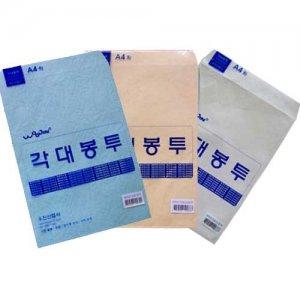 레쟈크각대봉투/소포장(A4)