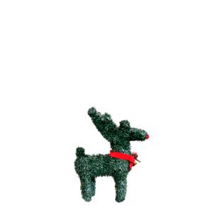 크리스마스트리 무장식 사슴 35cm