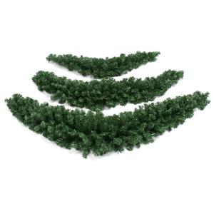 크리스마스트리 무장식 가렌드 PVC파인모루