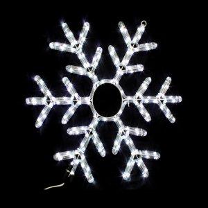 LED눈결정