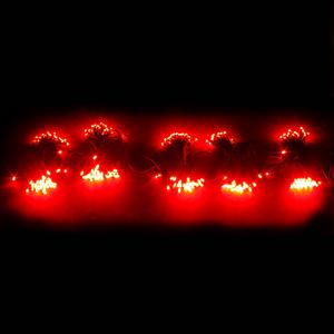 LED5조 흑색선 레드