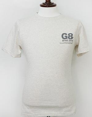 G8프린팅 반팔티_2COLOR