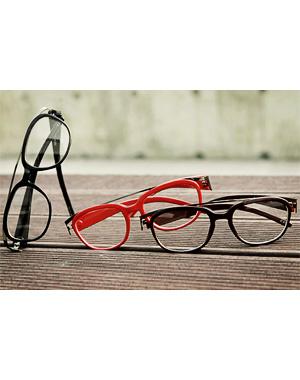 6742 에나멜 테 안경