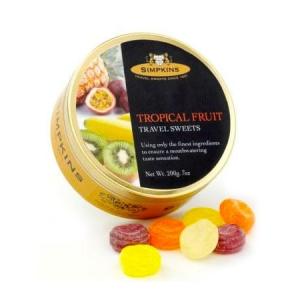 심킨스 허브 캔디 - 열대 과일맛(Tropical Fruit)/화이트데이 선물 허브캔디