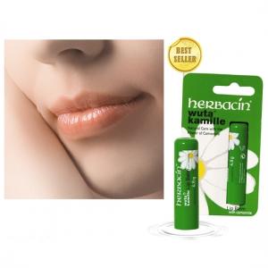 허바신 우타카밀 립밤(4.8g)/각질부터 보습까지 촉촉한 입술보호