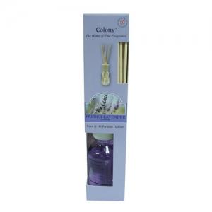 콜로니 디퓨져 퍼퓸 프렌치 라벤더 120ml/독성이 없는 깨끗하고 달콤한 꽃향기