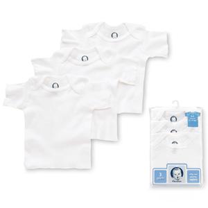 Gerber 거버 순면 아기 런닝 셔츠 3개 세트