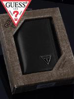 2012년 신상품 Guess 게스 남성 삼단지갑 0965 블랙