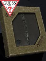 2012년 신상품 Guess 게스 남성반지갑 7430 청동색