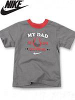 NIKE KIDS 나이키 키즈 반팔 라운드 티셔츠 - 그레이 (667911-017)