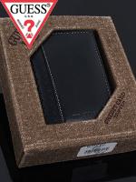 2012년 신상품 Guess 게스 남성 삼단지갑 8124 블랙