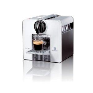 [네스프레소] 르큐브 에스프레소와 커피 메이커 - 스패셜 에디션 화이트