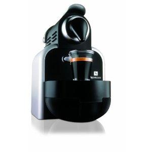 [네스프레소] D90/S1 에센짜 싱글 서브 수동 에스프레소 머신 - 메탈