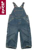 Levi's Kid's 리바이스 키즈 766-951 Clean Crosshatch(클린 크로스해치)
