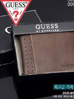 2012년 신상품 Guess 게스 남성반지갑 8123 브라운