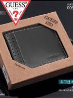 2012년 신상품 Guess 게스 남성반지갑 8123 블랙