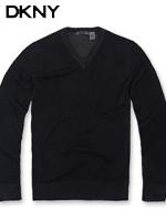 DKNY 도나카란뉴욕 정품 남성용 니트 4239-001 블랙