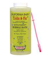 [California Baby] 캘리포니아베이비 11번 초기감기,감기완화 거품목욕 13oz