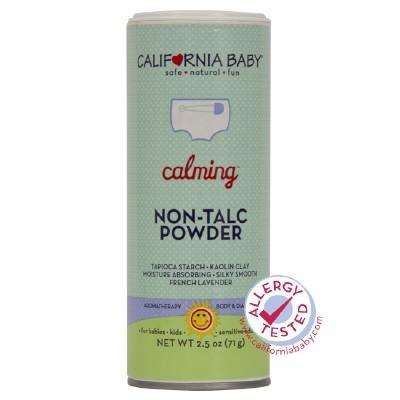 [California Baby] 캘리포니아베이비 10번 카밍 기저귀 파우더 논 탈크 2.5oz
