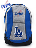 MLB 백팩 - LA다저스 B타입 ( 그레이/블루 ) - 2012년형 모델