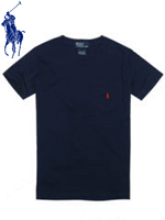 POLO 폴로 베이비 반팔 티셔츠 - 네이비