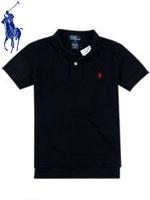 POLO 폴로 베이비 반팔 PK셔츠 - 블랙
