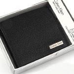 CK 캘빈클라인 남성 동전지갑 79217 블랙