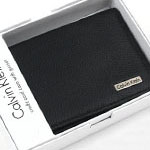 CK 캘빈클라인 남성 카드지갑 79218 블랙
