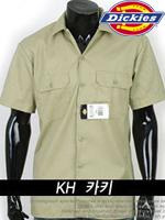 디키즈 반팔 워크셔츠(Work Shirts) 1574 - 카키(KH)