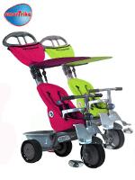 Smart Trike 스마트트라이크 리클라이너 4in1 유아용 다기능 세발자전거(컵홀더, 레인커버 포함)