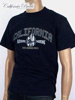 California Beach 캘리포니아 비치 반팔 티셔츠 - #11/네이비