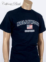 California Beach 캘리포니아 비치 반팔 티셔츠 - #19/네이비