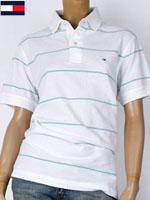 Tommy Hilfiger 타미힐피거 남녀공용 반팔 PK셔츠 / 422-100