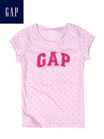 GAP 갭 베이비 반팔 티셔츠 - 핑크도트