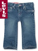 Levi's Kid's 리바이스 키즈 517-360 Medium Wash(미디움 워시)