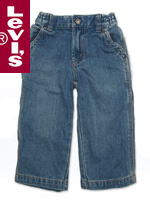 Levi's Kid's 리바이스 키즈 720-806 Elastic Back(엘라스틱 백)