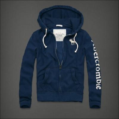 Abercrombie 아베크롬비 남녀공용 후드집업 레이크아놀드(Lake Arnold) - 블루