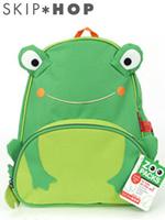 Skip*hop 스킵합 zoo시리즈 유아 백팩 - 개구리