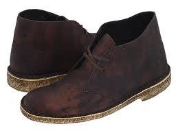 BIG SALE 50%할인 클락스 데져트 부츠 카퍼 메탈릭 레더(Clarks Desert Boot Copper Metallic Leather)